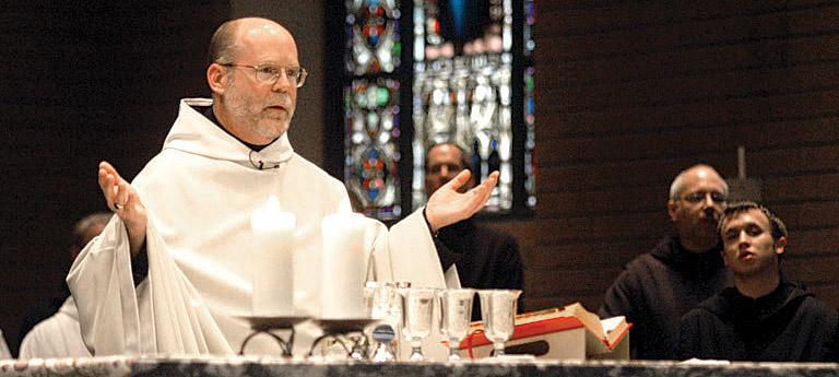 Abbot Placid Solari