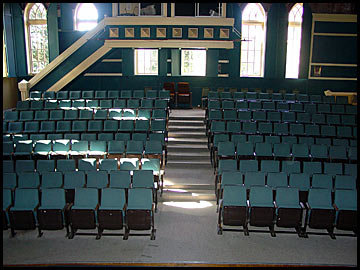 Abbey-Seating-center