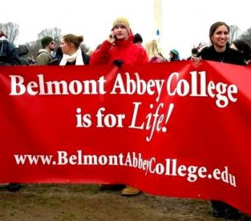 BAC at March for Life March for Life