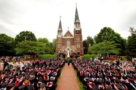 Belmont Abbey Graduation 2011 compressed Graduation Requirements