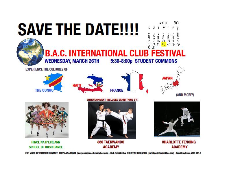 2014 International festival