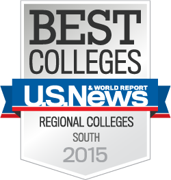 US News & World Report Best Colleges of the South