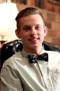 David Radoszewski Sophomore Class Senator