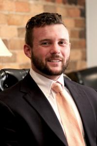 Max Becker Senior Class President