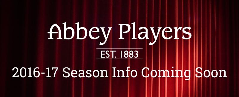 2016 theatre schedule coming soon_800x325