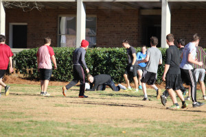 Frisbee Friday @ The Quad