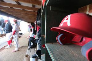 Baseball v. Limestone @ Abbey Yard