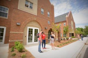 Residence Halls - Belmont Abbey College: Private | Catholic ...