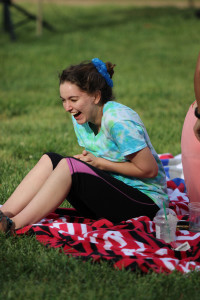 Stress Less Week: Laughter @ Wellness Center