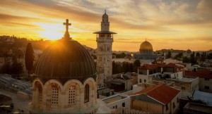 """Understanding the Holy Land, Past and Present"" @ Stowe 206"