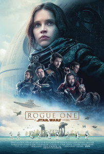 Movies with the Monks: Star Wars Rogue One @ Student Commons