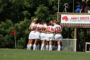 Women's Soccer v. Limestone @ Alumni Field