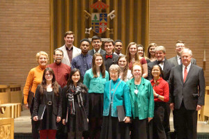 Arts at the Abbey: Annual Holiday concert @ The Abbey Basilica