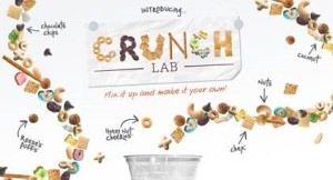 Crunch Lab @ The Caf