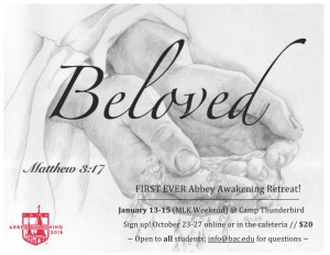 Awakening Retreat Sign-ups @ The Caf
