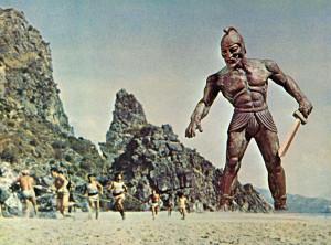 BAC Classics Fall Film Series: Jason and the Argonauts @ The Mezz