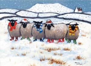 Winter Woolies @ Various, see below