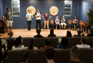 Improv Show @ The Student Commons
