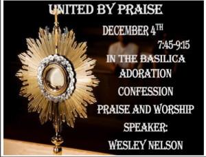 United by Praise @ Basilica