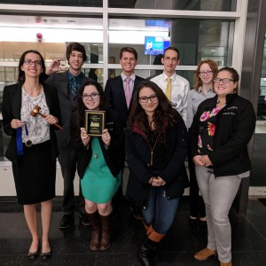 Abbey Debate team update