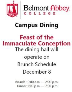 Brunch Schedule @ The Caf