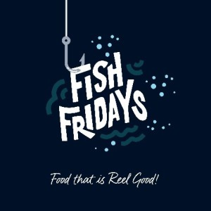 Fish Friday @ The Caf