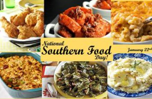 National Southern Food Day @ The Caf