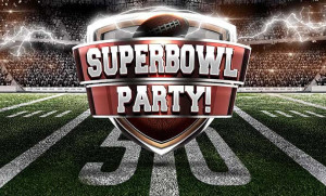 Super Bowl Party @ Student Commons